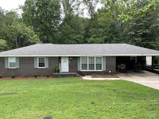 281 Fairlane Cir, Alexander City, AL 35010 (MLS #21-904) :: Real Estate Services Auburn & Opelika