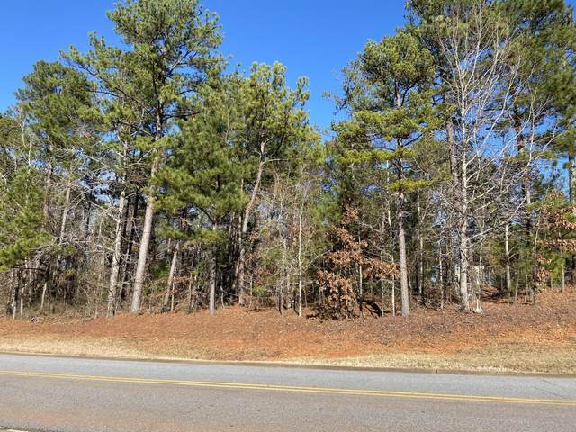 Lot 19 Stagecoach Road, Dadeville, AL 36853 (MLS #21-98) :: The Mitchell Team
