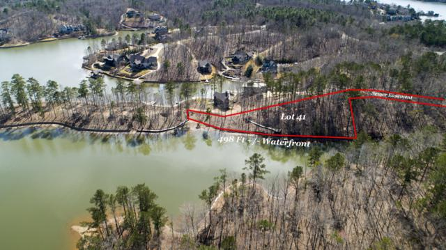 Lot 41 Pay Point Dr, Dadeville, AL 36853 (MLS #19-366) :: The Mitchell Team