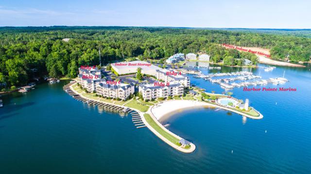 390 Marina Point Road Unit D301, Dadeville, AL 36853 (MLS #19-747) :: Ludlum Real Estate