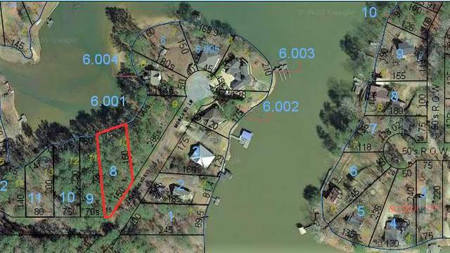 Lot 10 Moncrief Rd, Alexander City, AL 35010 (MLS #20-384) :: The Mitchell Team