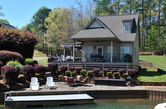 161 Cottage Crt, Dadeville, AL 36853 (MLS #21-157) :: The Mitchell Team