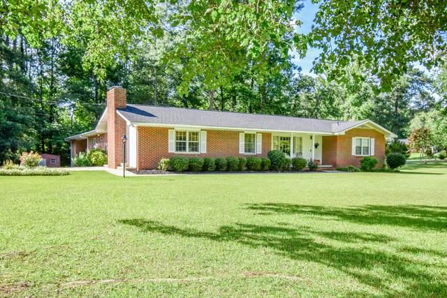 2089 Morningside Dr, Alexander City, AL 35010 (MLS #21-798) :: Real Estate Services Auburn & Opelika