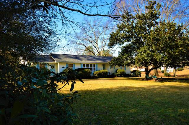 1255 Pearson Chapel Rd, Alexander City, AL 35010 (MLS #21-94) :: The Mitchell Team