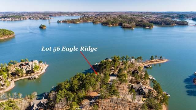 Lot 56 Eagle Ridge, Alexander City, AL 35010 (MLS #20-528) :: The Mitchell Team