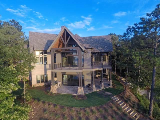 465 Ridgeview Pt, Alexander City, AL 35010 (MLS #21-248) :: Real Estate Services Auburn & Opelika