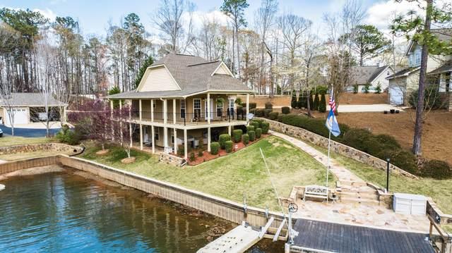21 Cottage Crt, Dadeville, AL 36853 (MLS #21-367) :: The Mitchell Team