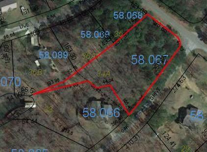 Lot 34A Smith Mountain Estates, Dadeville, AL 36853 (MLS #20-1455) :: The Mitchell Team