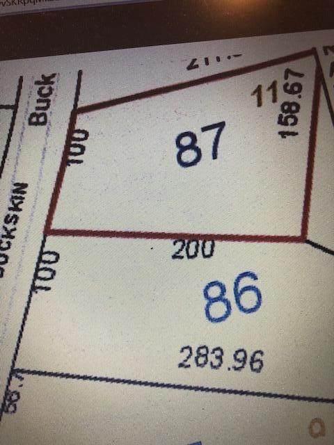 87 lot Buckskin Crt, Dadeville, AL 36853 (MLS #21-892) :: Real Estate Services Auburn & Opelika