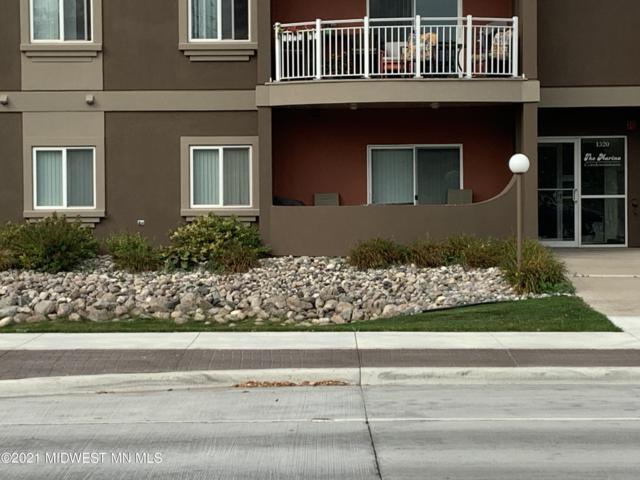 1320 Washington Avenue #105, Detroit Lakes, MN 56501 (MLS #20-35086) :: Ryan Hanson Homes- Keller Williams Realty Professionals