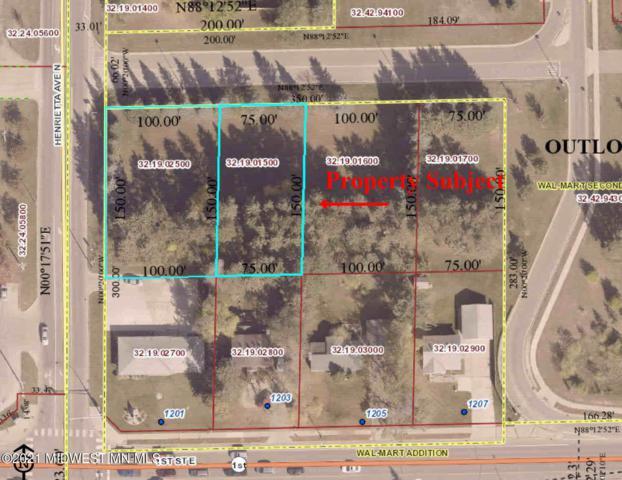 Tbd Henrietta Avenue, Park Rapids, MN 56470 (MLS #20-35136) :: Ryan Hanson Homes- Keller Williams Realty Professionals