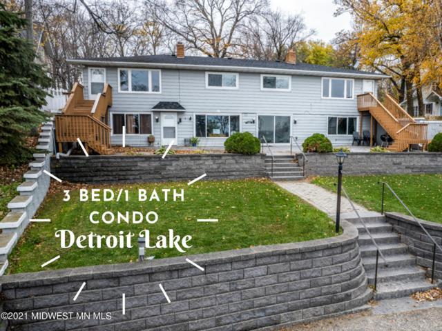 1112 W Lake Drive #1, Detroit Lakes, MN 56501 (MLS #20-35144) :: Ryan Hanson Homes- Keller Williams Realty Professionals