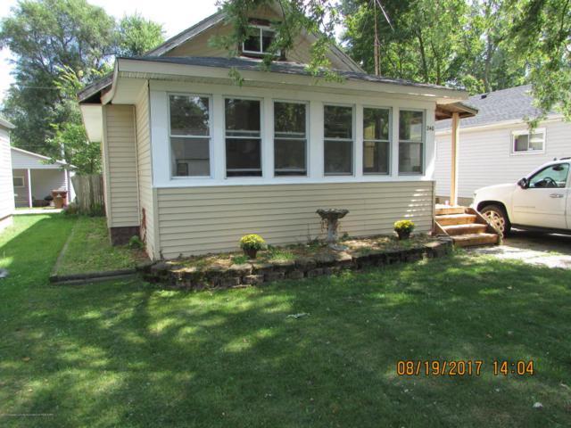 240 N Deerfield, Lansing, MI 48917 (MLS #219308) :: Real Home Pros