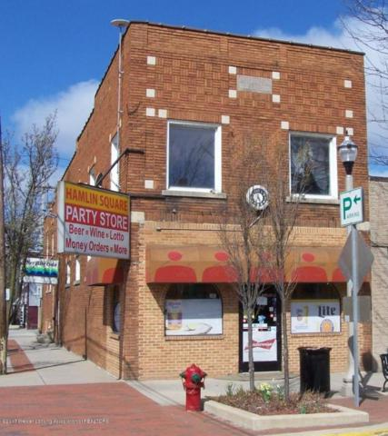 158 S Main Street, Eaton Rapids, MI 48827 (MLS #221008) :: Buffington Real Estate Group