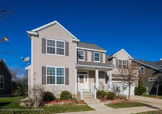 2708 Morning Glory Drive, Okemos, MI 48864 (MLS #221873) :: Buffington Real Estate Group