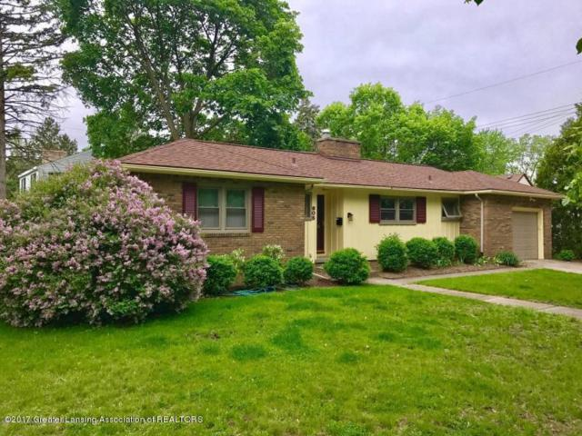 805 Cowley Avenue, East Lansing, MI 48823 (MLS #222130) :: PreviewProperties.com