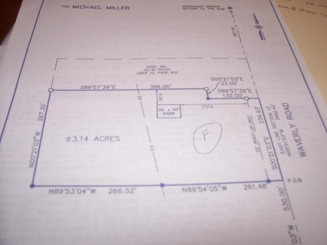 0 S Waverly Road, Eaton Rapids, MI 48827 (MLS #222215) :: PreviewProperties.com