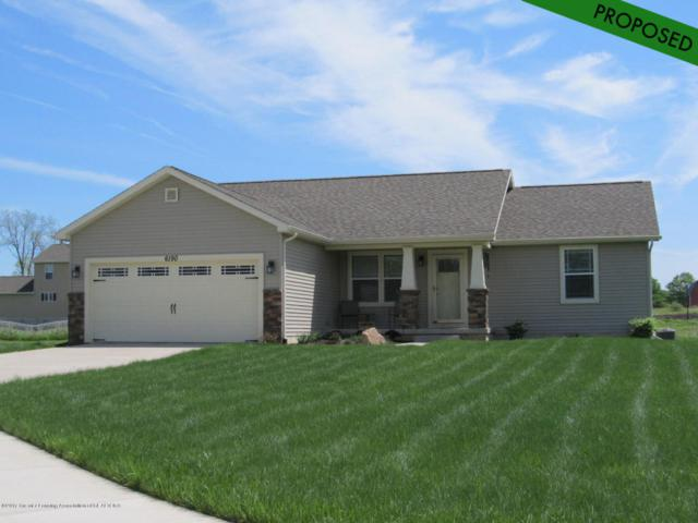 10089 Oakridge Trail, Perrinton, MI 48871 (MLS #222451) :: Real Home Pros