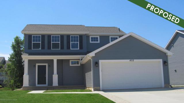 2510 Winterberry Street, Holt, MI 48842 (MLS #223223) :: Real Home Pros