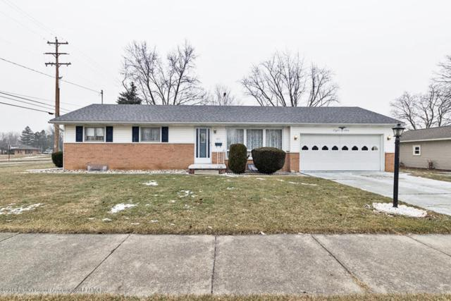 801 Hampshire Drive, St. Johns, MI 48879 (MLS #223269) :: Real Home Pros