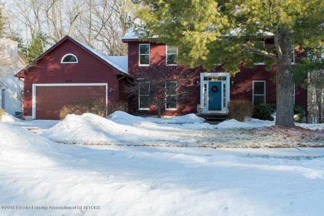 2542 S Sundance Lane, Okemos, MI 48864 (MLS #223556) :: Real Home Pros