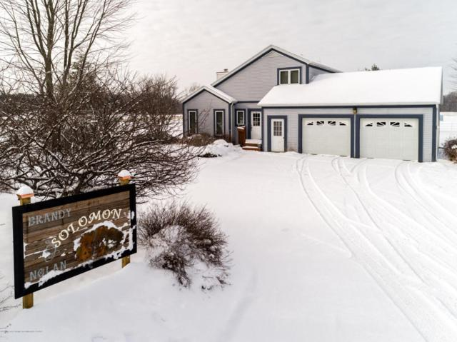 1640 S College Road, Mason, MI 48854 (MLS #223638) :: Real Home Pros
