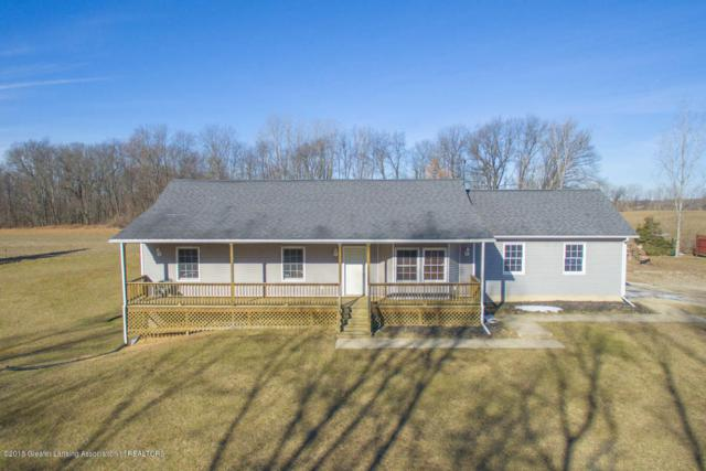 4300 Adams Road, Stockbridge, MI 49285 (MLS #224342) :: PreviewProperties.com
