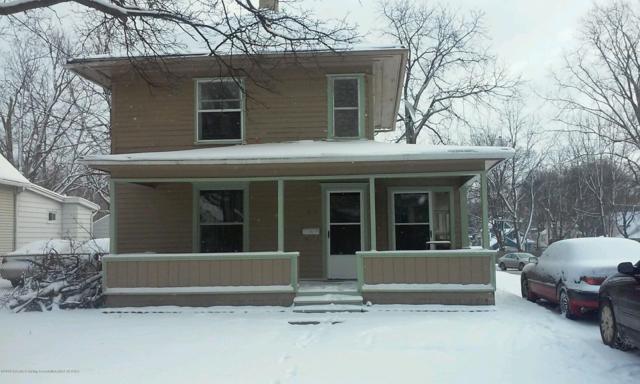836 N Sycamore Street, Lansing, MI 48906 (MLS #224559) :: Real Home Pros