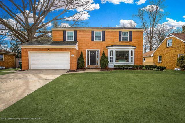 2909 S Cambridge Road, Lansing, MI 48911 (MLS #224677) :: Real Home Pros