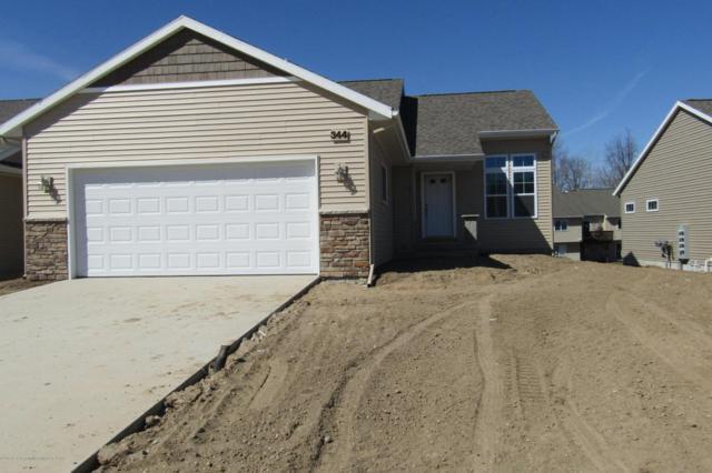 344 Barrington Circle #39, Lansing, MI 48917 (MLS #224732) :: Real Home Pros