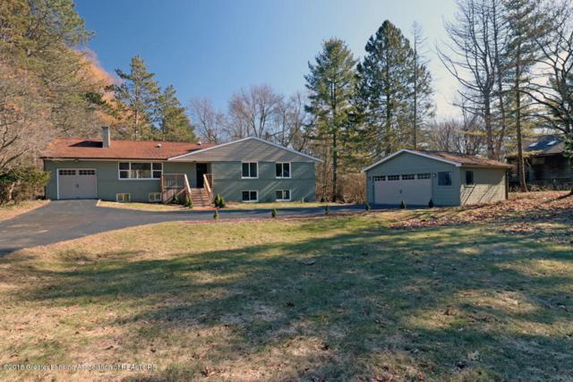 4564 N Herron, Okemos, MI 48864 (MLS #225383) :: Real Home Pros