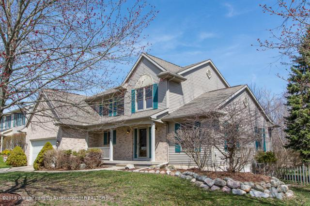 1250 Sweetwood Drive, Okemos, MI 48864 (MLS #225386) :: Real Home Pros