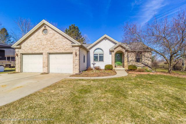 9290 Looking Glass Brook Drive, Grand Ledge, MI 48837 (MLS #226100) :: Real Home Pros