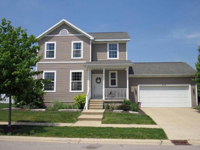 624 Gannett Way, East Lansing, MI 48823 (MLS #226695) :: Real Home Pros