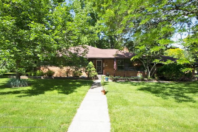 4435 Oakwood Drive, Okemos, MI 48864 (MLS #226960) :: Real Home Pros