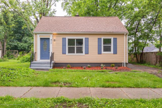 417 Richard Avenue, Lansing, MI 48917 (MLS #227048) :: Real Home Pros