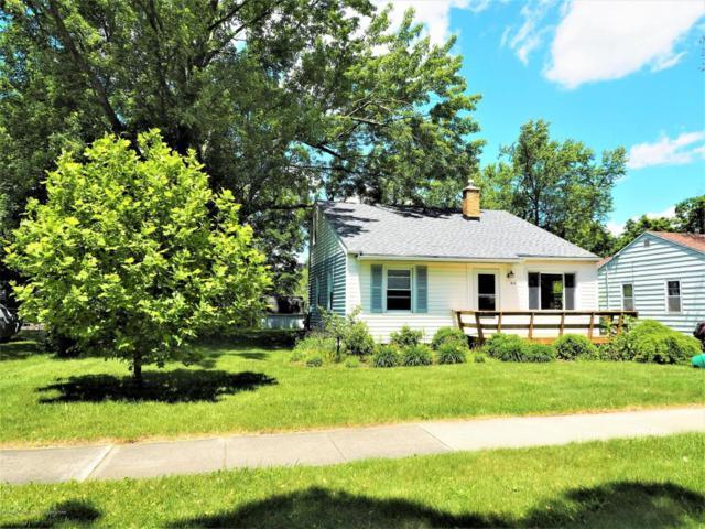 813 Maplehill Avenue, Lansing, MI 48910 (MLS #227099) :: Real Home Pros