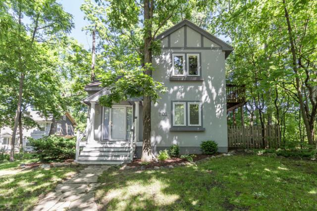 502 Hillcrest Avenue, East Lansing, MI 48823 (MLS #227101) :: Real Home Pros