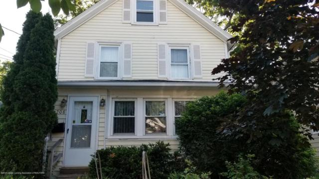 208 N Clemens Avenue, Lansing, MI 48912 (MLS #227105) :: Real Home Pros