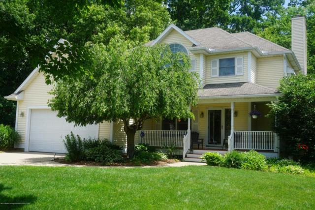 9040 W Scenic Lake Drive, Laingsburg, MI 48848 (MLS #227216) :: Real Home Pros