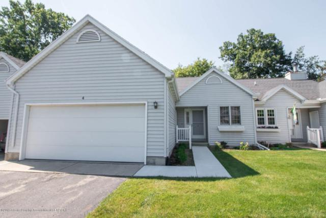 4 Cedarwoods #4, Mason, MI 48854 (MLS #228137) :: Real Home Pros