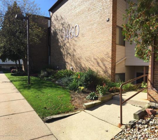 1460 E Pond Drive #11, Okemos, MI 48864 (MLS #228145) :: Real Home Pros
