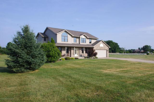 2159 Merrill Road, Mason, MI 48854 (MLS #228253) :: Real Home Pros