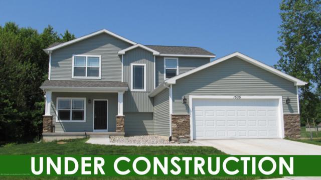 8496 Jacaranda Drive, Dimondale, MI 48821 (MLS #228266) :: Real Home Pros