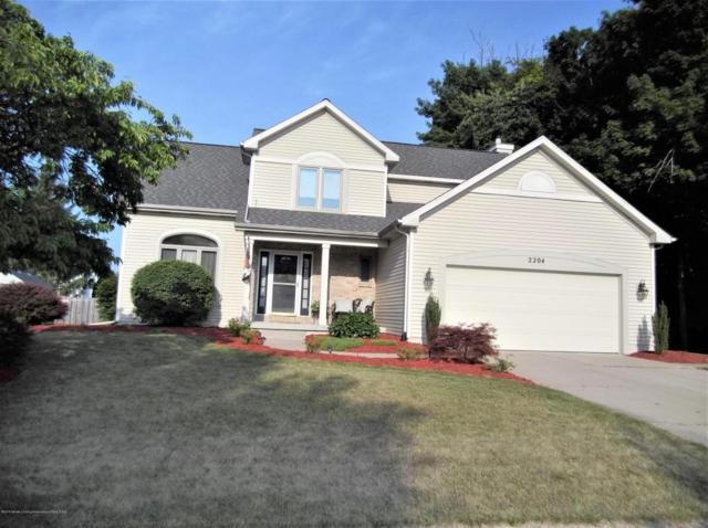 2204 Cedar Bend Drive, Holt, MI 48842 (MLS #228278) :: Real Home Pros