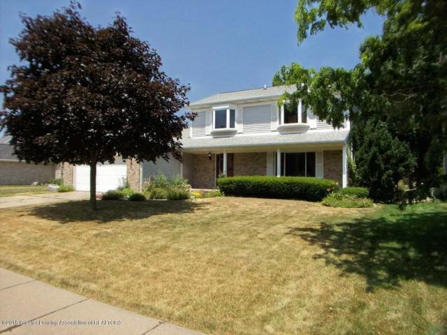6516 Conestoga Drive, Lansing, MI 48917 (MLS #228472) :: Real Home Pros
