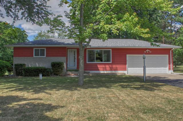 640 Raymond Road, Owosso, MI 48867 (MLS #228626) :: Real Home Pros
