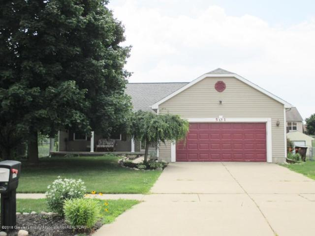501 Remway Drive, Potterville, MI 48876 (MLS #228736) :: Real Home Pros