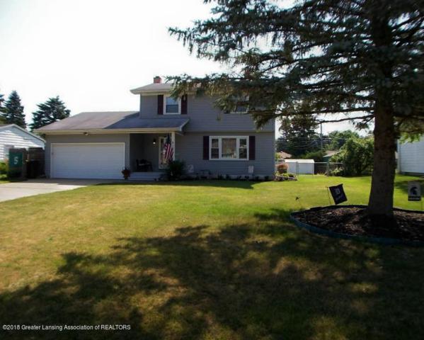 217 Elmshaven Drive, Lansing, MI 48917 (MLS #228780) :: Real Home Pros