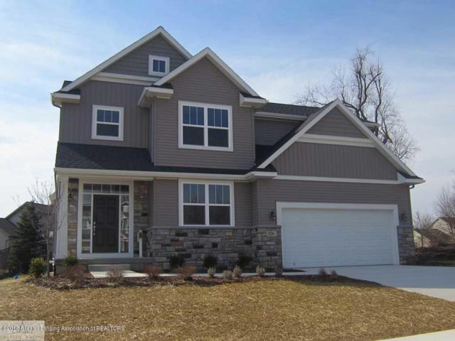2127 Isaac Lane, East Lansing, MI 48823 (MLS #228816) :: Real Home Pros